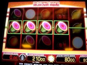 blazing star online slot