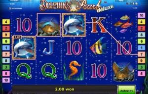 novoline online dolphins pearl